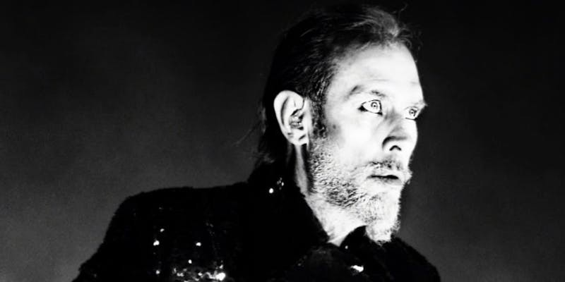 Peter Murphy - Mr. Moonlight (Bauhaus Set): The Peter Murphy Residency at L...
