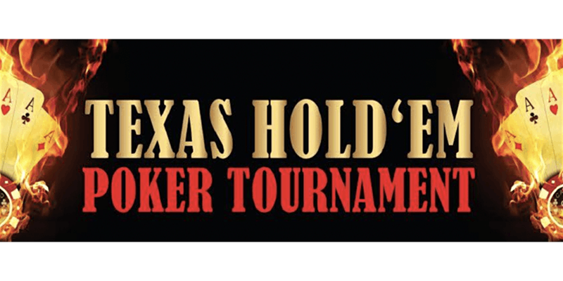 1st Annual Texas Hold em Charity Event