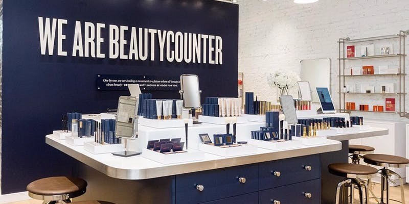 Clean Beauty event @ Beautycounter + Drinks!