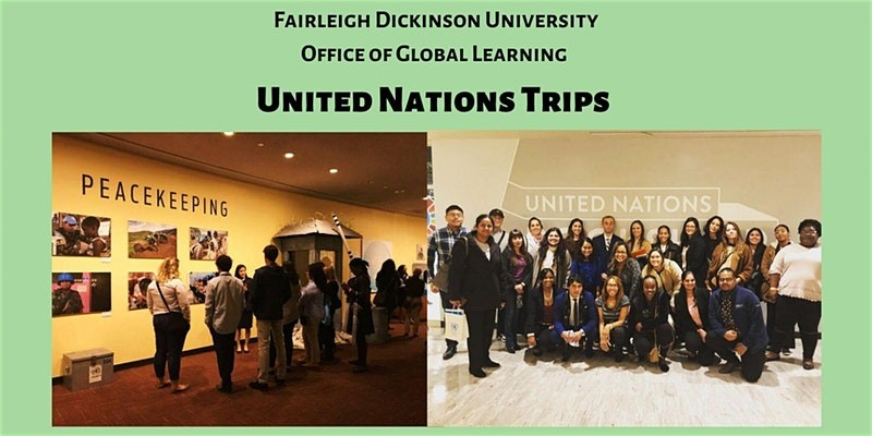 FDU METRO UN Trip April 2nd