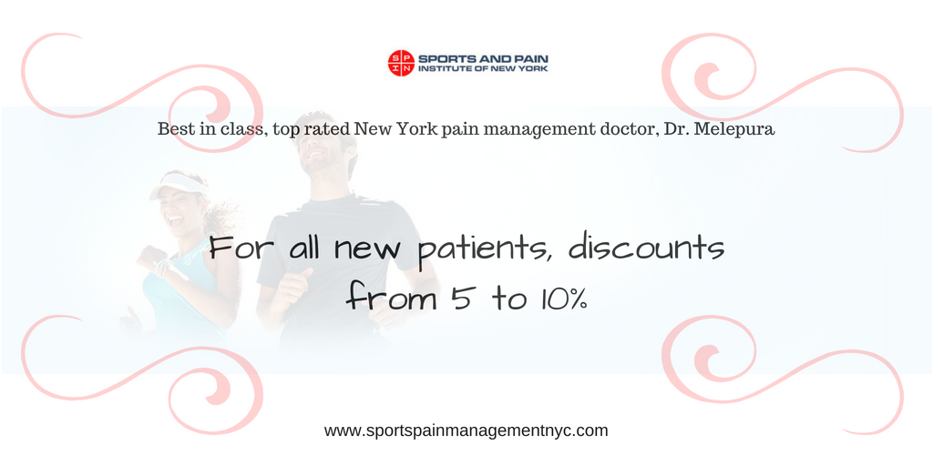 Discount for new patients from Sports Injury & Pain Manageme...