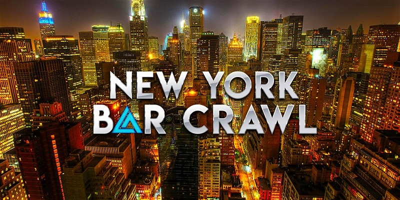 NEW YORK BAR CRAWL