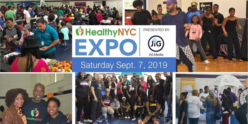 Healthy NYC Expo Series | Brooklyn Sports Club