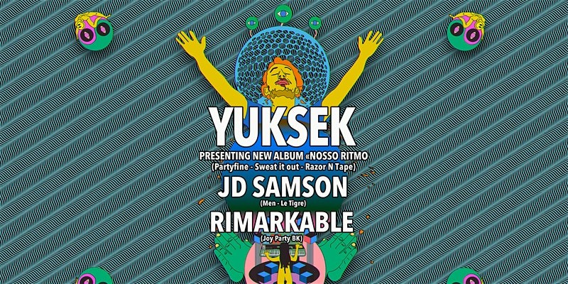 Yuksek with JD Samson, Rimarkable