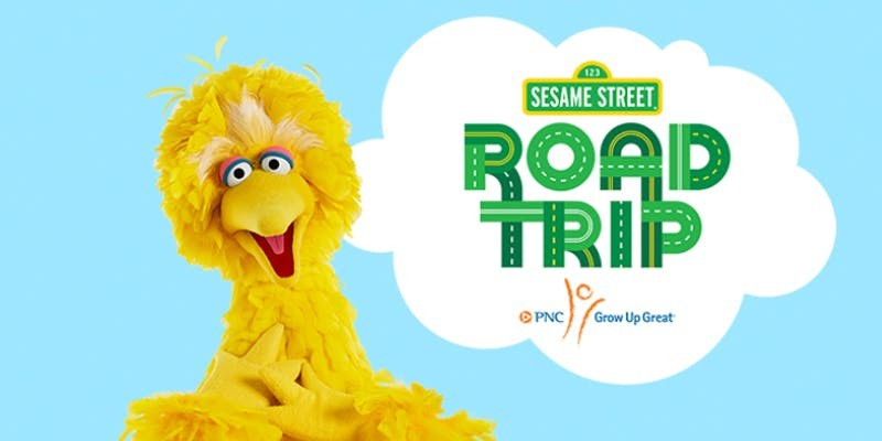 The Sesame Street Road Trip -- New York
