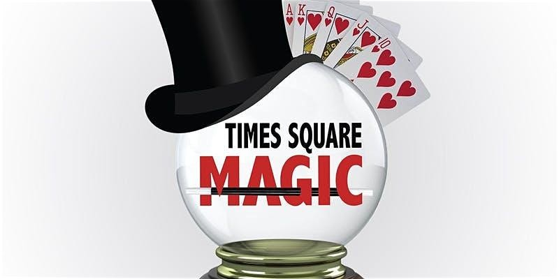 Times Square Magic Show 2020