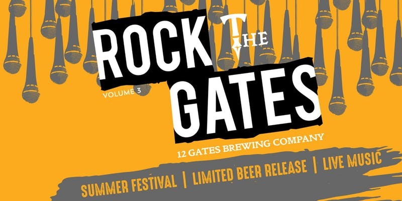 Rock The Gates Volume 3