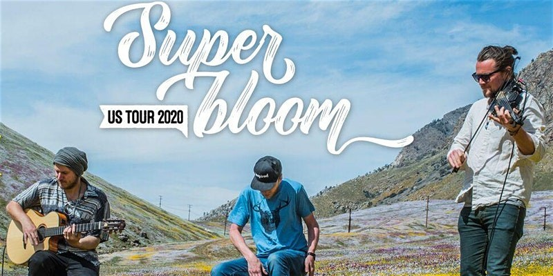 The Trouble Notes Superbloom US Tour