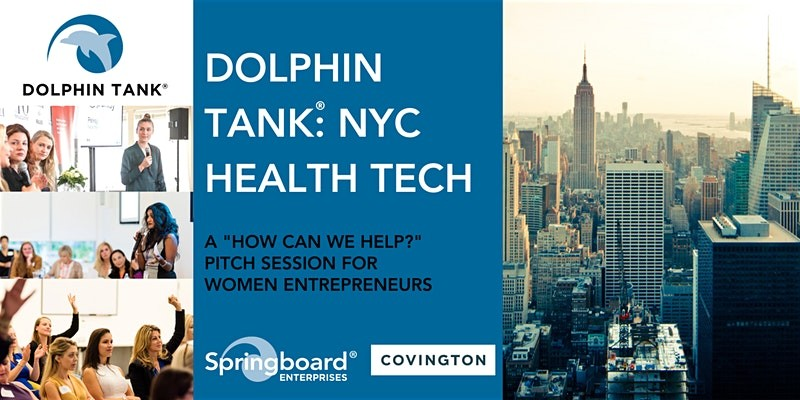 The Dolphin Tank®: New York | Health Tech