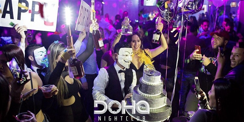 Saturday Queens #1 Party Continues at Doha Nightclub