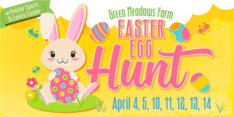 Green Meadows Farm Brooklyn Easter Egg Hunt 2020