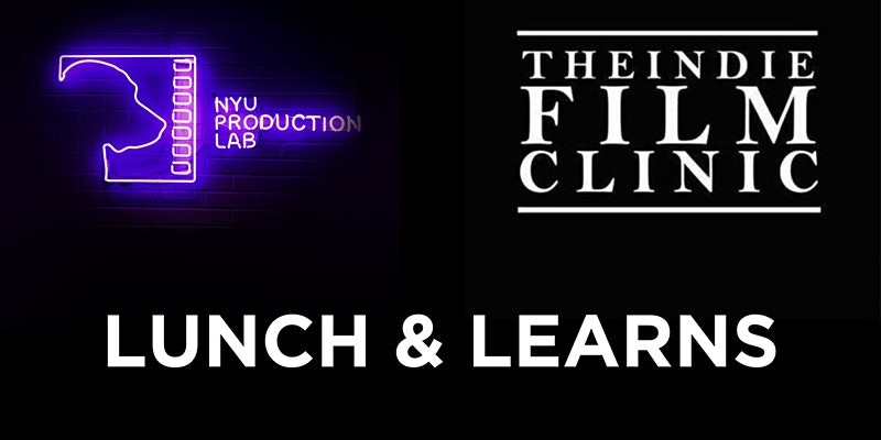 Lunch & Learns with the Cardozo Law School Indie Film Clinic