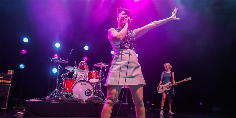 The Bowery Presents Bikini Kill