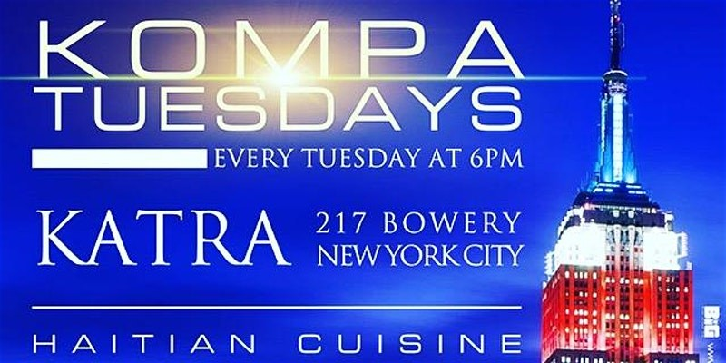 Kompa Tuesdays at Katra Lounge