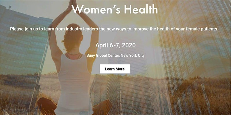 Master Clinicians Women's Health Conference - NYC, Spring 2020
