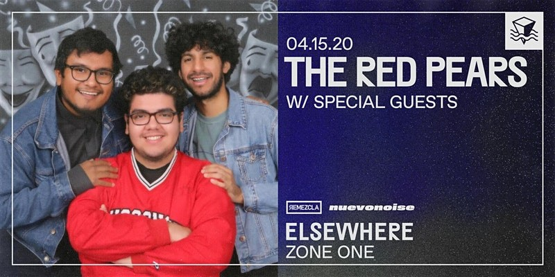 Nuevo Noise: The Red Pears @ Elsewhere (Zone One)